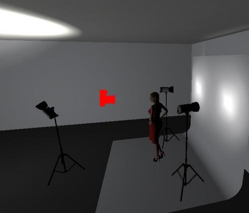 Бьюти съемка, как снимать. Бьюти-портрет с тремя источниками