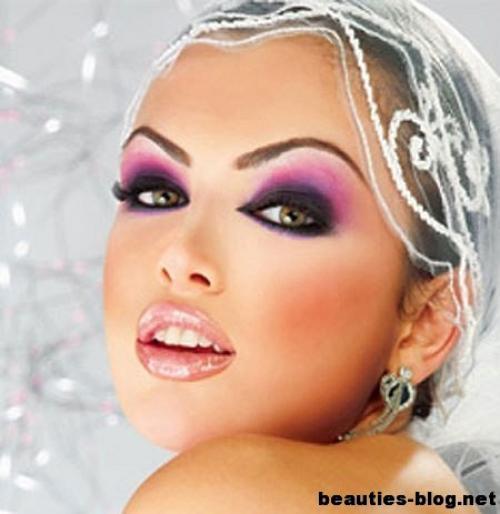 Макияж для танцев девочке. Профессиональный макияж для бальных танцев