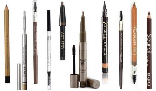 Как растушевывать карандаш для бровей. Как выбрать карандаш для бровей