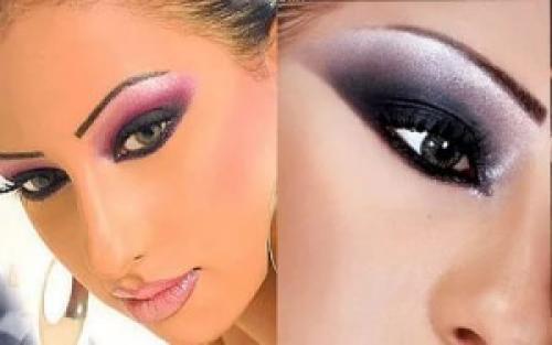 Макияж для спортивных бальных танцев. Как сделать макияж для бальных танцев