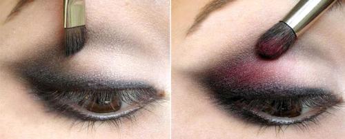 Как правильно растушевывать глаза карандашом. Восхитительный макияж — гламурно красивый взгляд, проникающий прямо в сердце