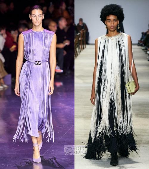 Осенние вещи для женщин 2019. Мода осень-зима 2020-2021: основные тенденции