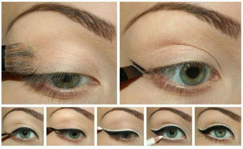 Как нарисовать стрелки на глазах если Не умеешь. Выбираем инструмент