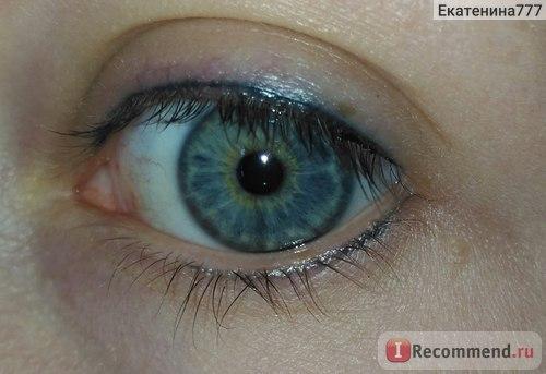 Межресничка больно ли. Татуаж глаз (межресничный) + фотоотчет всего процесса заживления и результата