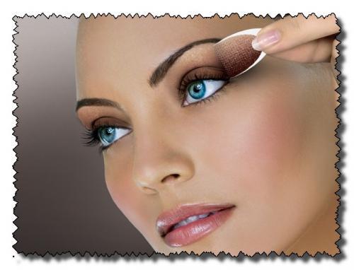 Макияж глаз для бальных танцев. Для чего нужен макияж?!