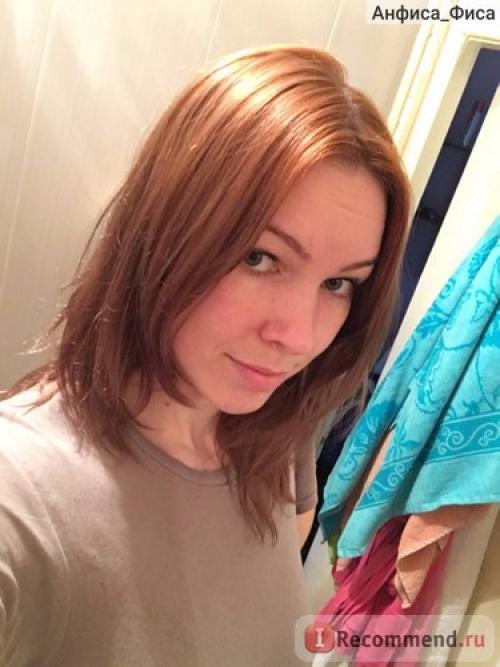 Как закрасить рыжий цвет волос в русый. Как из рыжего перейти в русый, или нажить немного геморроя на свою голову))много фото