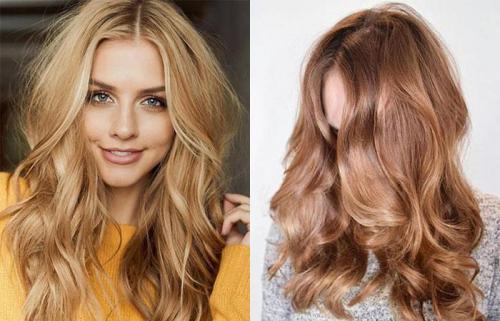 Макияж для карамельного цвета волос. Кому подходит карамельный цвет волос и как подобрать свой идеальный оттенок