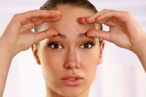 Гимнастика для лица от морщин или, как в 50 выглядеть на 35 японская. Гимнастика для лица от морщин после 50 лет вокруг глаз и на лбу