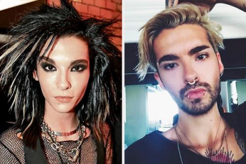 Том Каулитц и его девушка. Билл Каулитц – солист группы Tokio Hotel