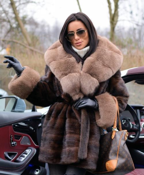 Как выглядеть дорого зимой. Как зимой выглядеть дорого и утонченно