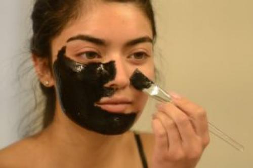 Маска для лица против черных точек. 10 рецептов, как сделать маску от черных точек: ТОПовые варианты + отзывы