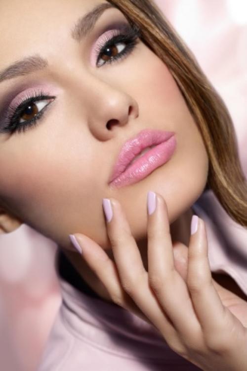 Карие глаза Секрет в макияже. Макияж для карих глаз