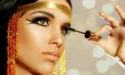 Макияж в Древнем Египте состав. Макияж глаз в Древнем Египте