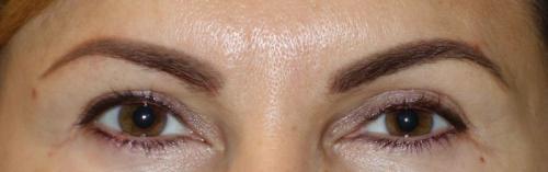 Советы по макияжу глаз с опущенными уголками: