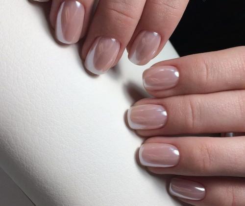 Лак для ногтей белый перламутровый жемчуг. Что это такое