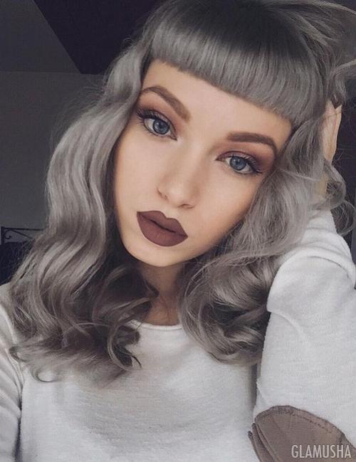 Макияж под пепельно русый цвет волос. Макияж под пепельный цвет волос