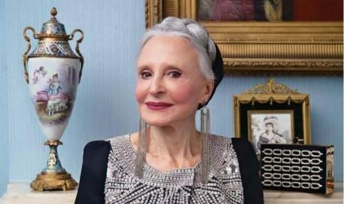 Дона Мария Джило дама 92 лет. Дона Мария Джило, элегантная старушка 92-х лет — поделилась секретами вечной молодости