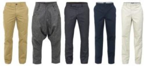 Виды и фасоны женских брюк. Виды мужских брюк