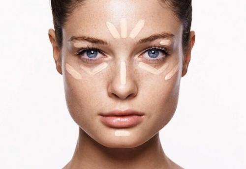 Что наносить на лицо перед тональным кремом. Как правильно наносить тональный крем на лицо