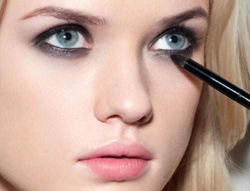 Дневной смоки айс макияж. Как сделать дневной smoky eyes: пошаговый урок