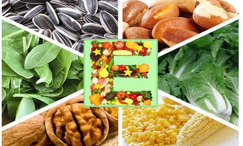 Витамин Е в продуктах. В каких продуктах содержится витамин Е (таблица)?