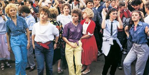 Стиль 80-х. Мода и стиль 1980-х в СССР