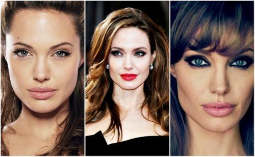 Макияж глаз анджелина Джоли. Общие правила