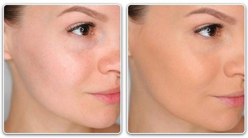 Тональный крем вреден ли для кожи. Вред: мифы и реальность