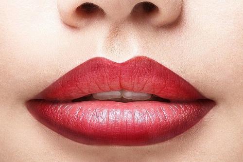 Как красить губы помадой. Красим губы правильно помадой