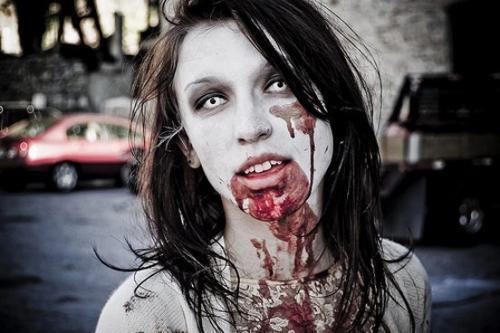 Зомби макияж своими руками. Пошаговая техника создания макияжа зомби