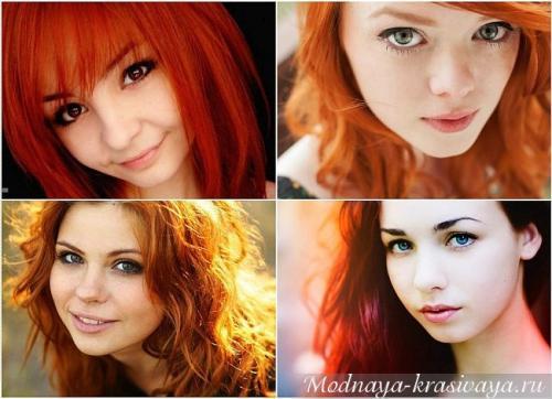 Цветотип теплая Осень макияж. Волосы, глаза, кожа и три варианта цветотипа