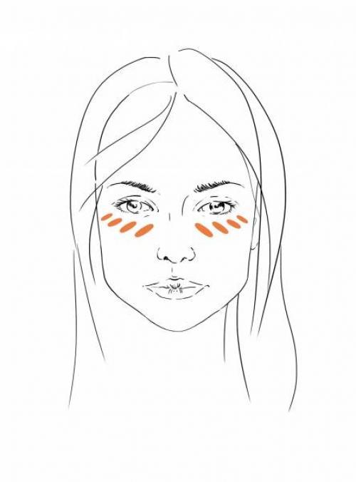 Коррекция лица цветными корректорами. Как сделать цветовую коррекцию лица? Инструкция
