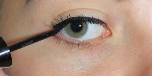 Стрелки с подводкой макияж. Как рисовать стрелки на глазах