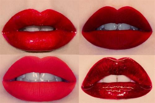 Как правильно красить губы помадой. Предварительная подготовка