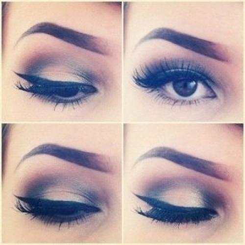 Вечерний макияж. Как сделать вечерний макияж. Пошагово