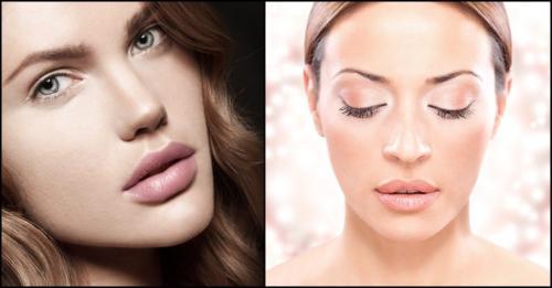 Как сделать красивый макияж легкий. Кожа