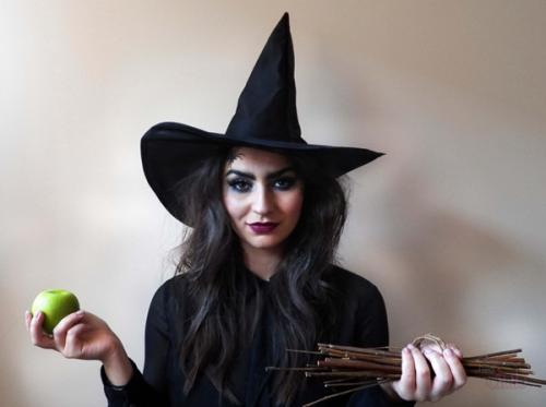 Гримм на Хэллоуин ведьма. Макияж Ведьмы на Хэллоуин для девушек - Как сделать грим своими руками