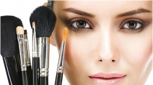 Тени глаз макияж. Как наносить правильно тени?