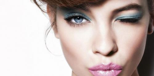 Тени для серо голубых глаз. Вы здесь