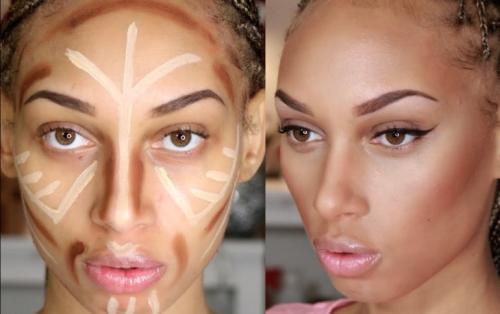 Как сделать красивый макияж самой себе. Пошаговое нанесение мейк-апа