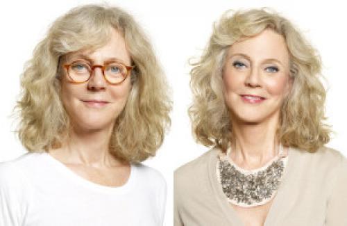Макияж глаз для женщины 55 лет. Как сделать макияж для женщины 55 лет пошагово