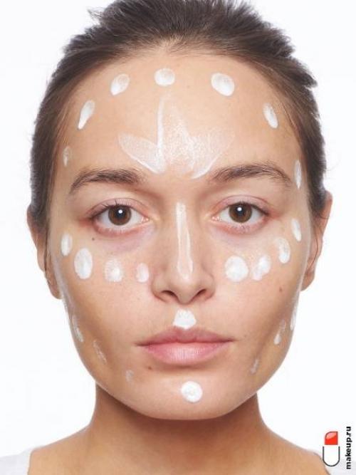 Правила макияжа для лица с нуля. Правильный порядок нанесения макияжа: пошаговая инструкция