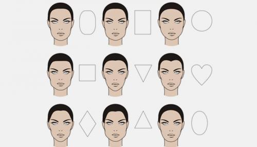 Как правильно наносить румяна на скулы. Как правильно наносить румяна по форме лица