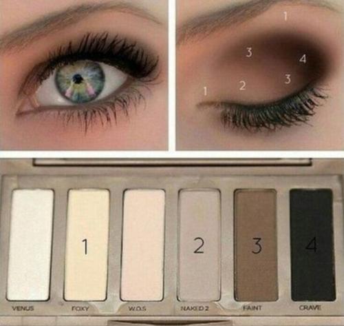 Макияж для карих глаз увеличивающий глаза. Что влияет на визуальное увеличение глаз