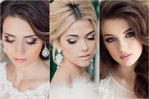 Свадебный макияж самой себе. Описание свадебного макияжа