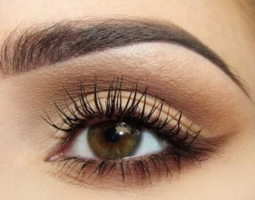 Тени для карих глаз на каждый день. Особенности макияжа для различных оттенков карих глаз