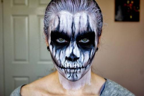 Какой можно сделать макияж на Хэллоуин. Общие рекомендации