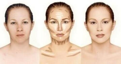 Как правильно подобрать макияж по типу лица. Как правильно подобрать макияж для своей внешности