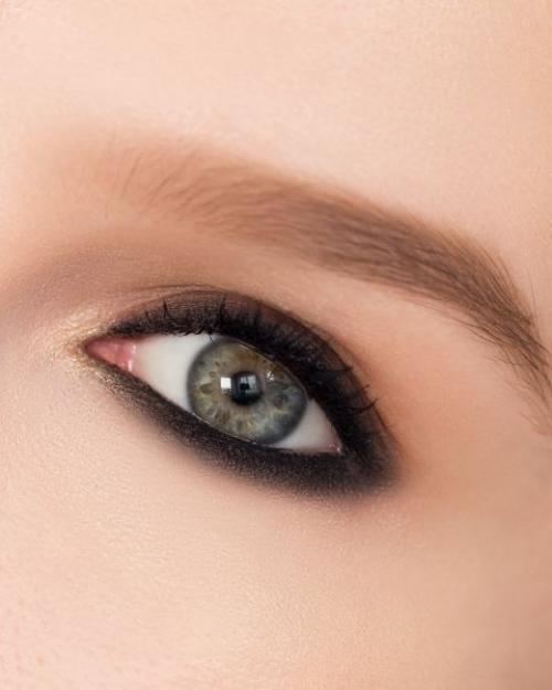 Как подвести слизистую глаза. Как правильно подводить глаза карандашом?