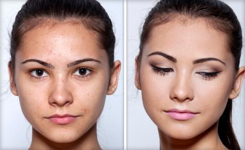 Как сделать макияж в школу в 11 лет. Советы: какой макияж можно сделать в школу